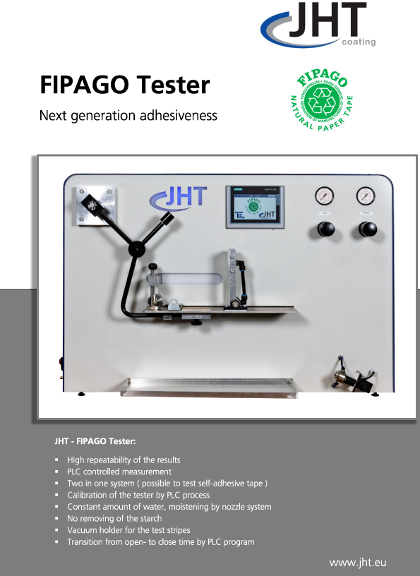 FIPAGO Tester Page 1